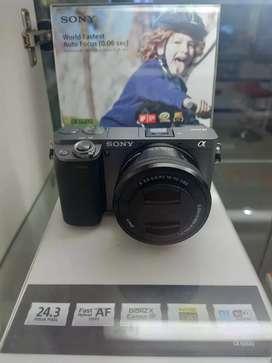 Camera Sony A6000 kredit proses 15 menit langsung bawa barang