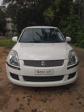Single owner Swift Dzire