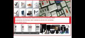 Electricals Goods for sell in whole sale prices