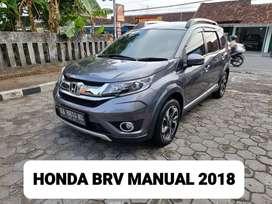 Br-v manual type e 2018
