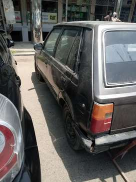 Charade 1984 good running condition good engine no work required