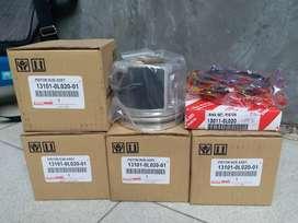 Piston/Seher Innova Fortuner Diesel 2KD