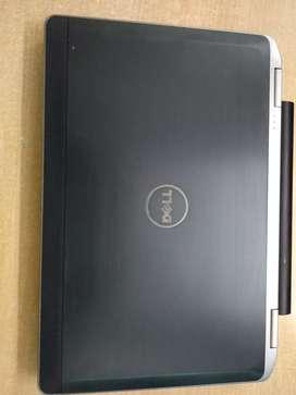 Dell Corei7 laptop's