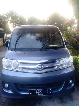 Luxio type X tahun 2009