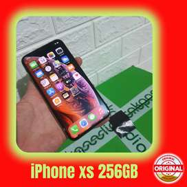 SECOND IPHONE XS 256 GB EKS INTER - FULLSET