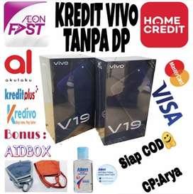 Vivo V19 8/256GB & 8/128GB Kredit Tanpa DP Dan Bisa Lebih Dari 1 Unit