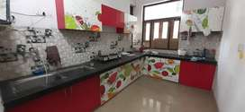 2 bhk furnished portion for rent at vaishali nagar