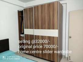 Home Center Wardrobe- slider doors