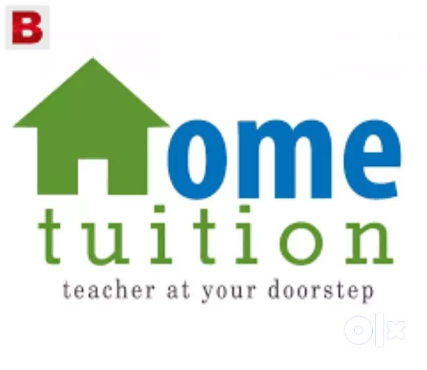 Home tutor upto class 12th 0