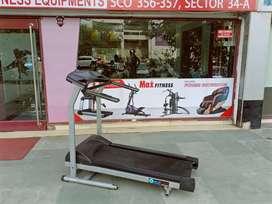 ORBIT TWO Motorised treadmill in 2.0 H.PMotor power