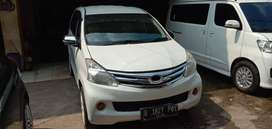 Toyota avanza manual G 2012