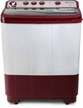 Electrolux 7.3 kg Semi-Automatic Top Loading Washing Machine