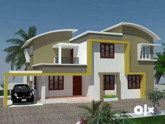 3 bhk palakkad all facility of gated community