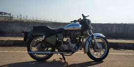 Royal Enfield machismo bullet for sale or exchange with vintage