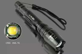 TAFFWARE E27 - Senter LED Flashlight Cree XM-L T6 8800 Lm Waterproof