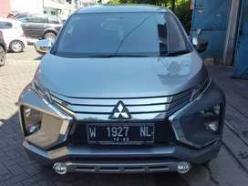 MITSUBISHI X-PANDER 1.5 ULTIMATE A/T 2018 SILVER