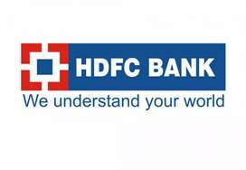 Direct hiring for HDFC bank pvt.ltd.