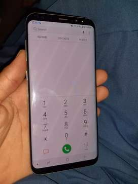 S8 plus dot  charging base problm also exchange posible