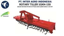 Jual Implement Traktor Rotary Tiller 1GKN-150 + Garu