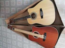 """42""""Professionals jumbo (Box Packed Guitars + ( Dlivery also available)"""