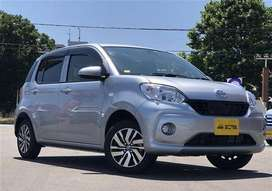 Toyota Passo on Easy EMI Process 20%D.P One Step Solution Pvt.Ltd