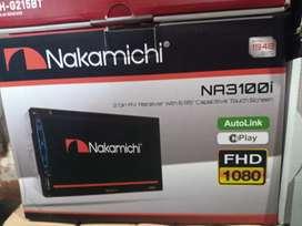 Promo dobledin DVD NAKAMICHI Fullglass Mirrorlink android