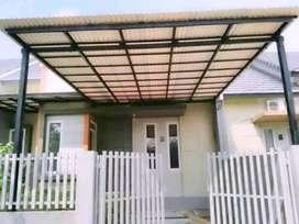 35 canopy rangka tunggal atapnya alderon rs masa kini