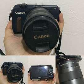 Canon Eos M2 Mirrorless