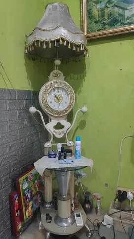Jam Hiasan (ada lampu cantik)