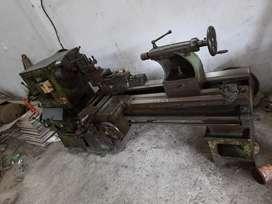 सिर्फ 78 हजार rs मे 8 फीट खराद मशीन 8 feet lathe machine