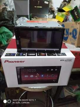 Tape doubledin Pioneer Avh A 315 bt