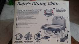 Baby's Dining Chair Fisher Price