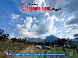 Dijual Kavling View Terbaik di Bogor Cuma 49 Juta Nuansa Alam Jonggol