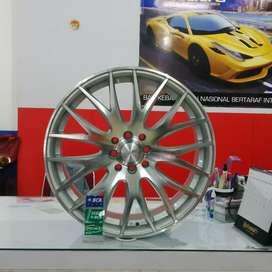 Cicilan Velg Mobil Surabaya Ring 18x8 || HSR Nifty | Grand livina