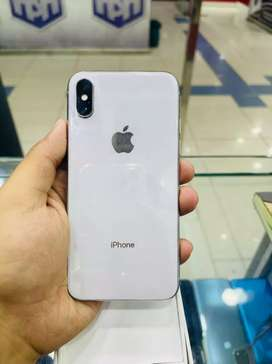 Iphone X 64gb PTA APPROVED ..