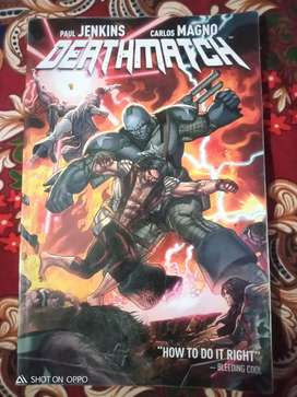 Comic Book (Death Match)