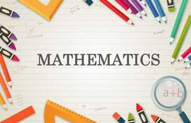 Maths Tuition (Class 4-10) (If required I can also cover science)