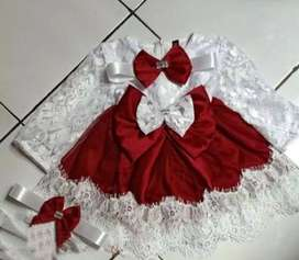 Gaun pesta bayi cantik