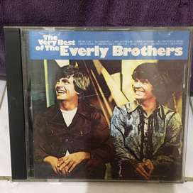 CD Original The Very Best of Everly Brothers