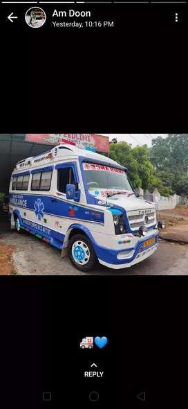 2018-19 model amubulance