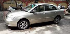 Toyota Corolla 2004 Petrol Well Maintained only 68000km