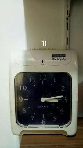 Absen digital timetech