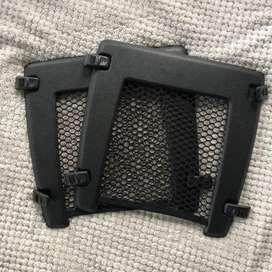 Hummer H3 2006 - 2010 Front Driver Back Mesh Pocket (Seat Storage Net)