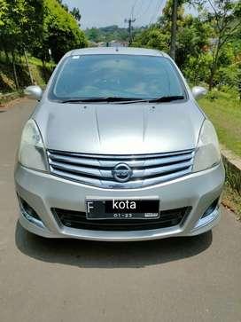 Nissan Grand Livina HWS AT 2012