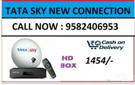 TATA SKY NEW HD CONNECTION
