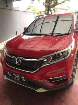 Honda CRV prestige 2.4 2015 Triptonic,,orisinil 100%