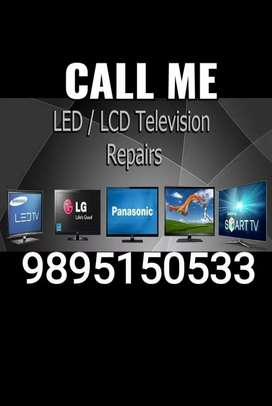 Led tv home service