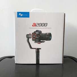 Gimbal Stabilizer Kamera Feiyu a2000 (bukan dji ronin)