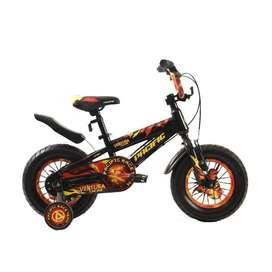 "Sepeda Anak BMX 12"" Pacific Ventura XM 3.0"