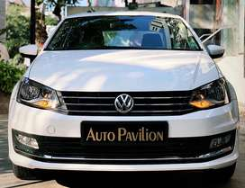 Volkswagen Vento Highline Diesel Automatic, 2016, Diesel